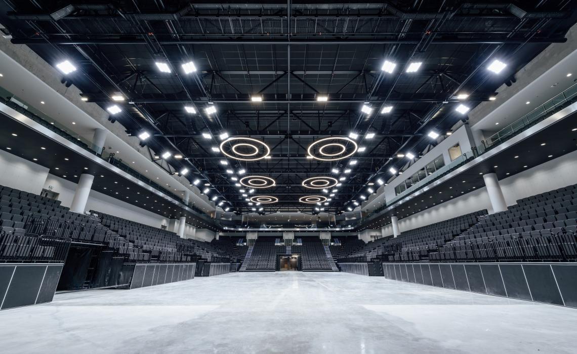 O2 Universum hall