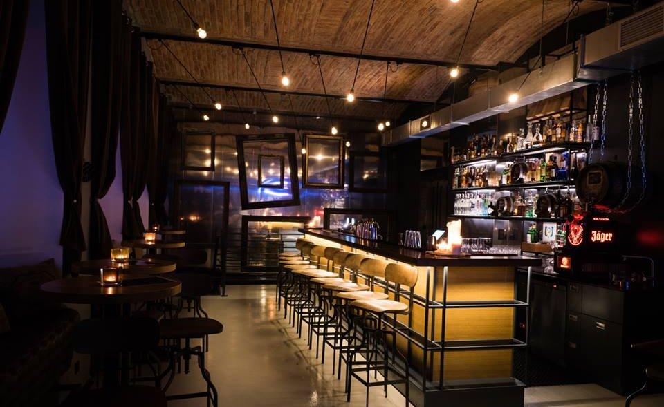Restaurace / bar Belgická ulice