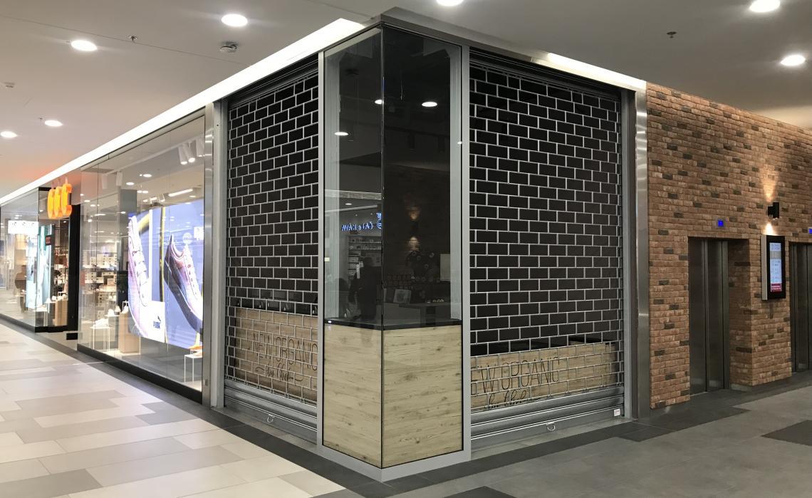 Retail unit in OC Stromovka - Letná