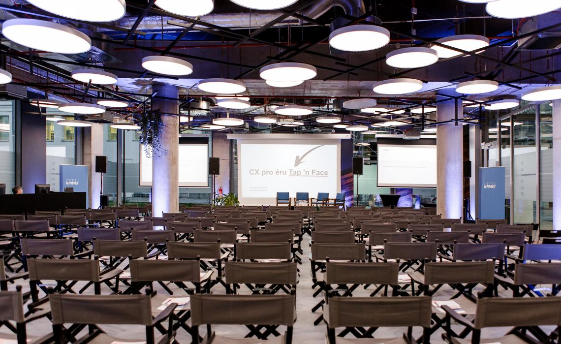 Conference space Prague